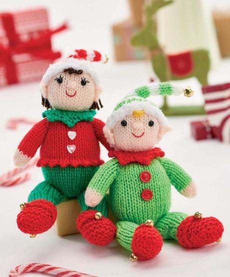 вязание игрушек со схемами и описанием мастер