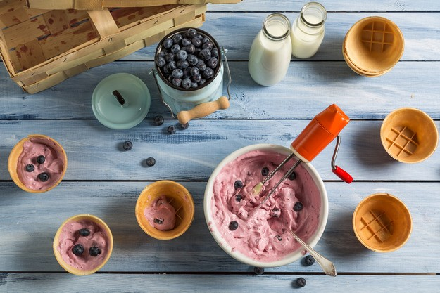 Как сделать домашнее мороженое: ингредиенты