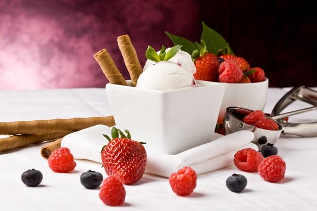 Как сделать мороженое: подбираем добавки