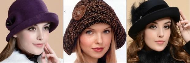 Головные уборы для женщин после 50 лет: шляпы