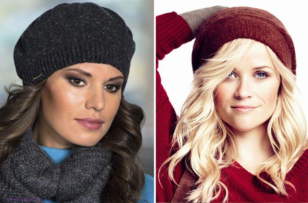 Как связать красивый шапка для женщин