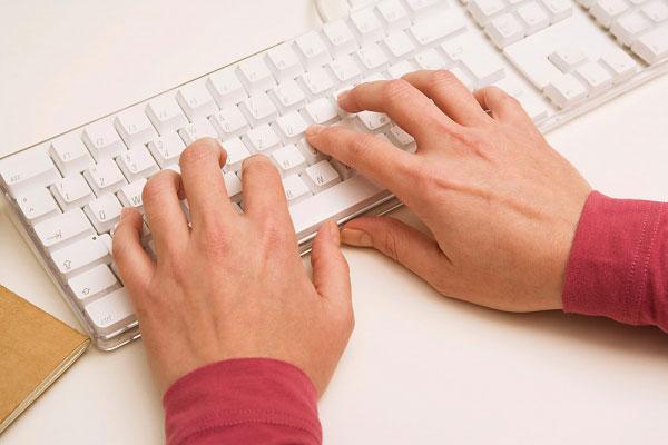 Как быстро печатать на клавиатуре?