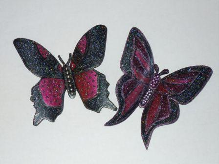 Поделки своими руками: бабочки