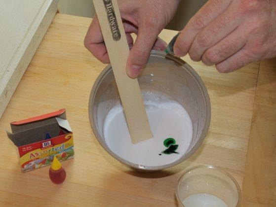 Как сделать лизуна из пва и жидкого порошка