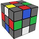 Кубик рубика: рисунок