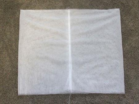 Как сшить юбку в пол из фатина: шаг 1