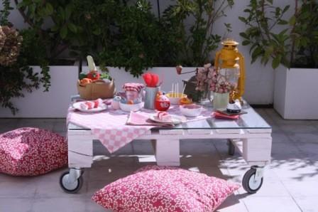 Дизайн сада и огорода своими руками: обеденная зона