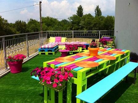 Дача сад огород: оформление зоны отдыха