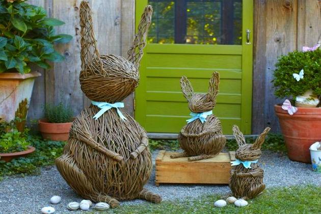 Дизайн сада и огорода своими руками: декор