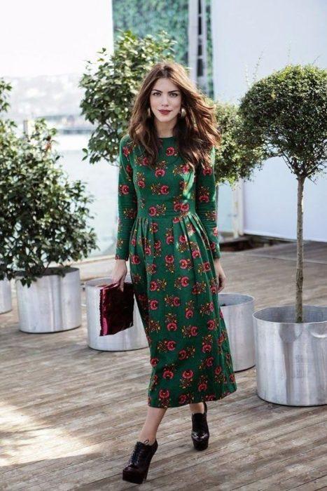 Уличная мода 2017 весна-лето (9)