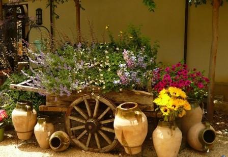 Дизайн сада и огорода своими руками: декоративный уголок