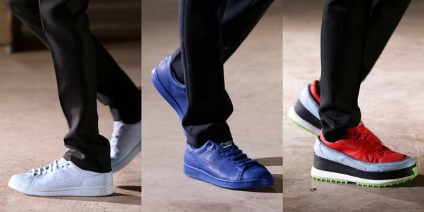 Модная обувь весна-лето 2017: мужские кроссовки