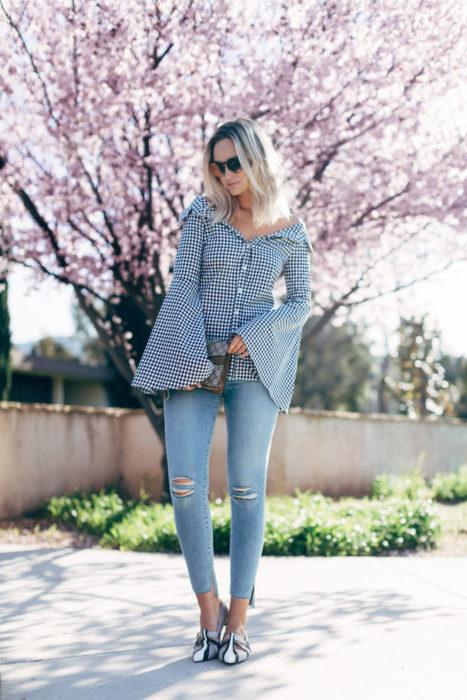 Уличная мода 2017 весна-лето (5)