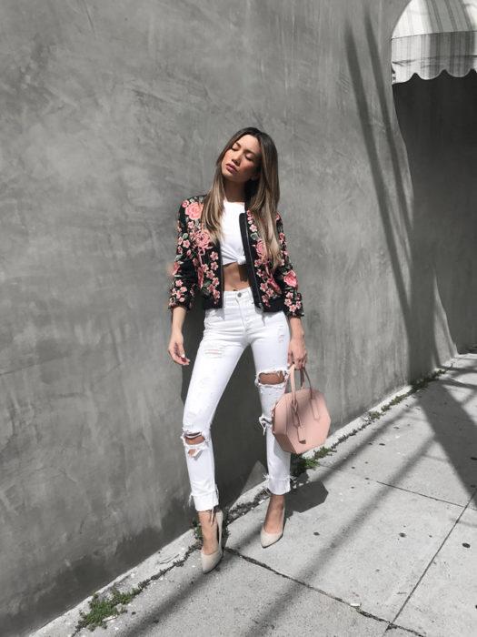Уличная мода 2017 весна-лето (1)