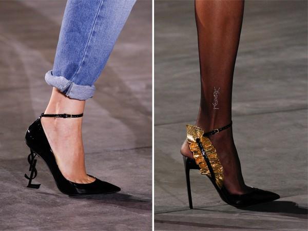 Модная обувь весна-лето 2017: туфли-лодочки