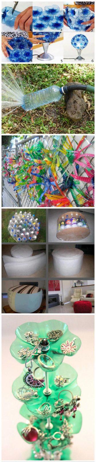 Самоделки для дачи и огорода своими руками: пластиковые бутылки