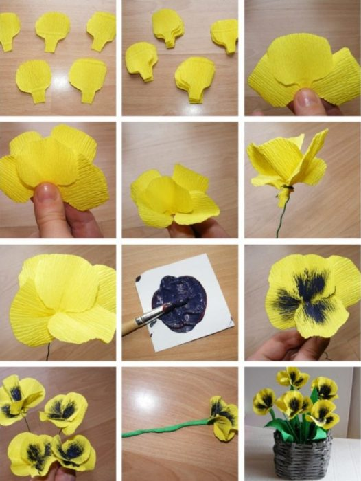 Вышивка подушки орхидея