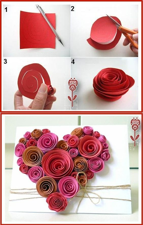 Цветы из салфеток: легкие поделки своими руками, пошаговые 100