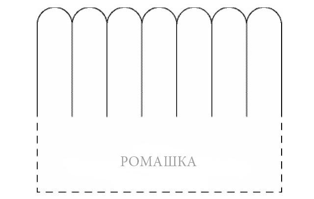 Схемы для вязания крючком маечки 90