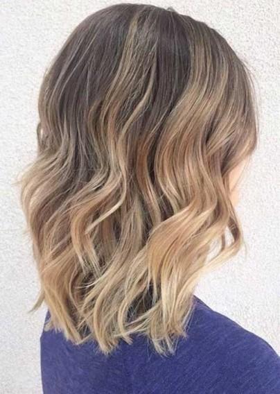 Модное окрашивание волос в 2017 году: балаяж
