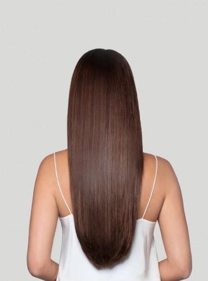Модное окрашивание волос в 2017 году: шоколадный коричневый