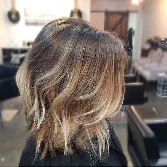Модное окрашивание волос в 2017 году: бронд
