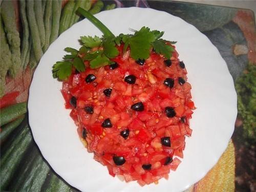 праздничные салаты простые рецепты видео