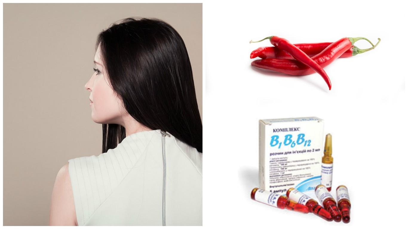 Маска для волос: из красного перца