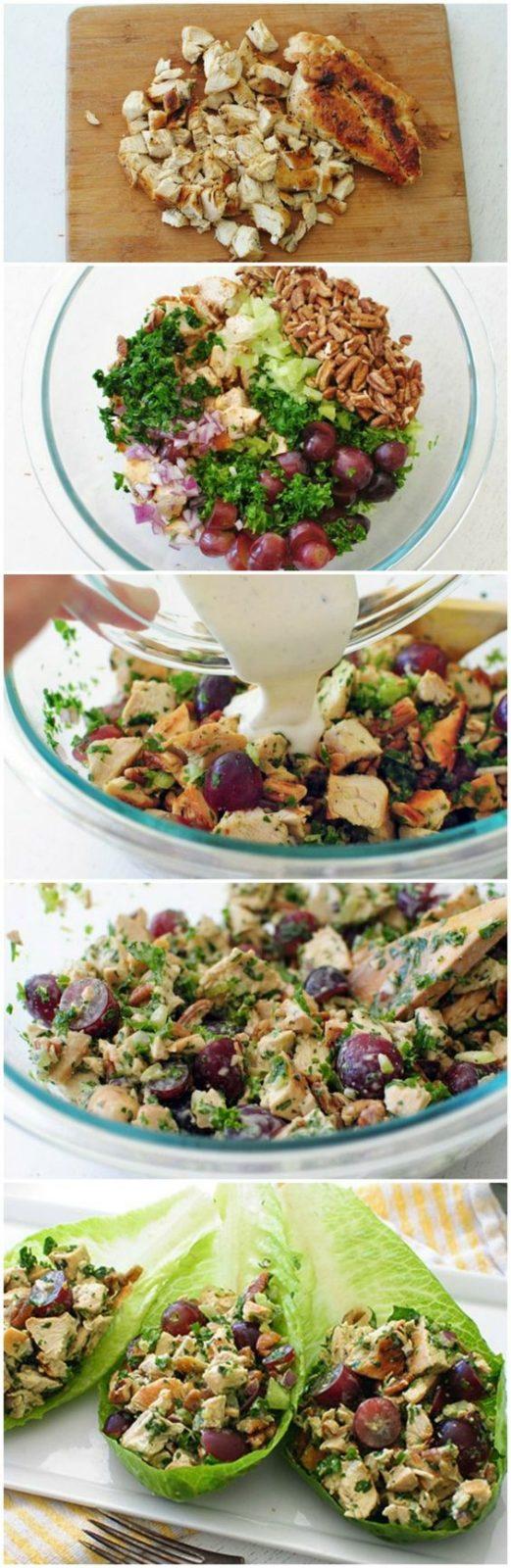 салатики вкусные и простые рецепты на день рождения