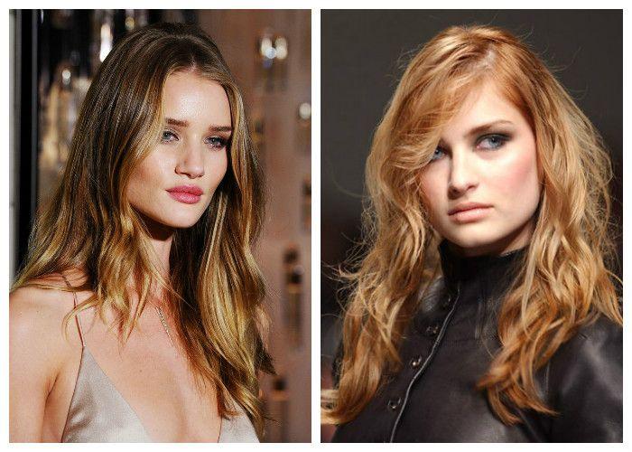 Модные женские стрижки для длинных волос 2017 (2)