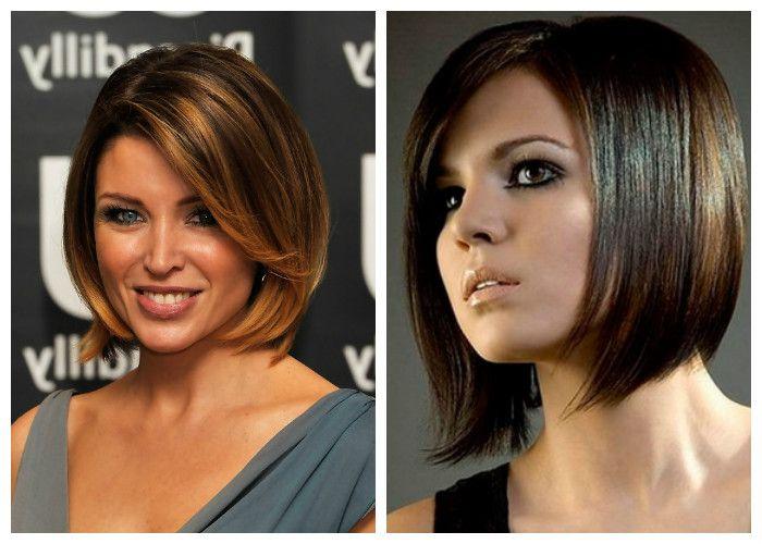 Стрижки на короткие волосы: каре