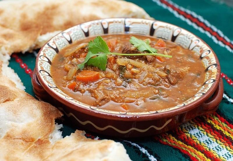 Суп харчо рецепт приготовления с говядиной