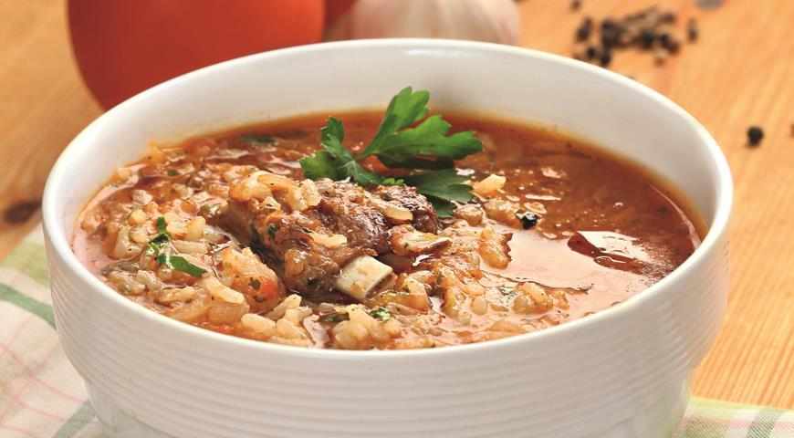 Суп харчо рецепт с бараниной