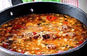Наваристый суп харчо