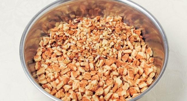 Торт муравейник из печенья: рецепт (1)