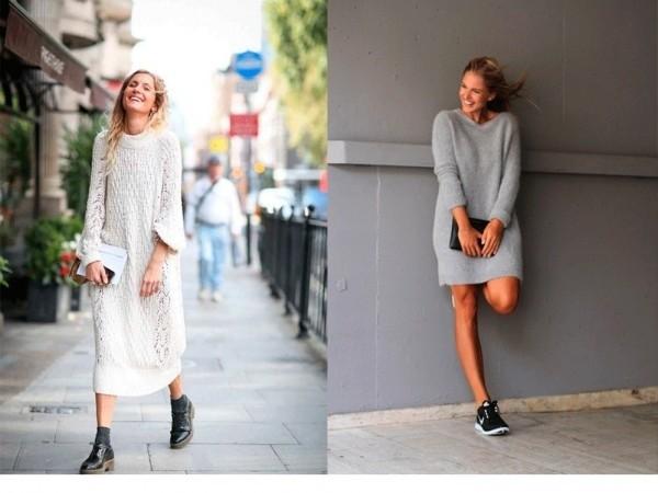 Вязание спицами для женщин модели на лето: платья