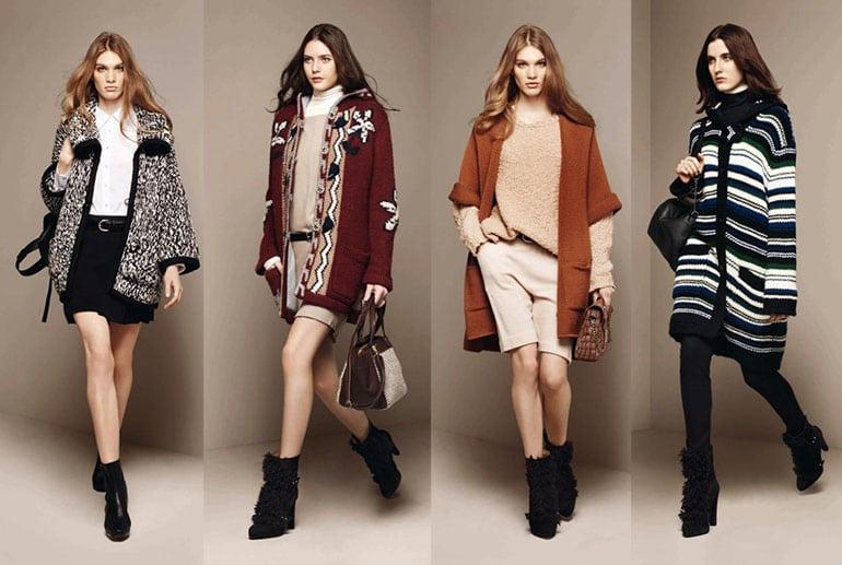 Вязание спицами для женщин: модные модели кардиганов 2017