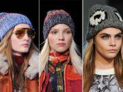 Модные шапки осень зима 2017-2018