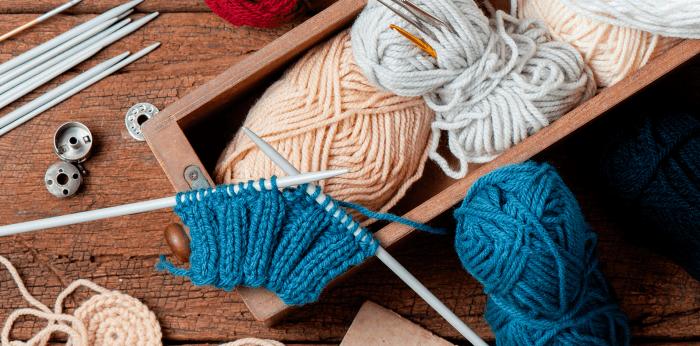 Вязаные шапки 2017-2018: пряжа