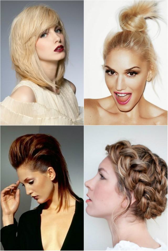 Прически 2018 женские на средние волосы: варианты