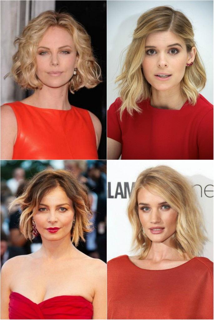 Женские стрижки на средние волосы 2018: укладки каре