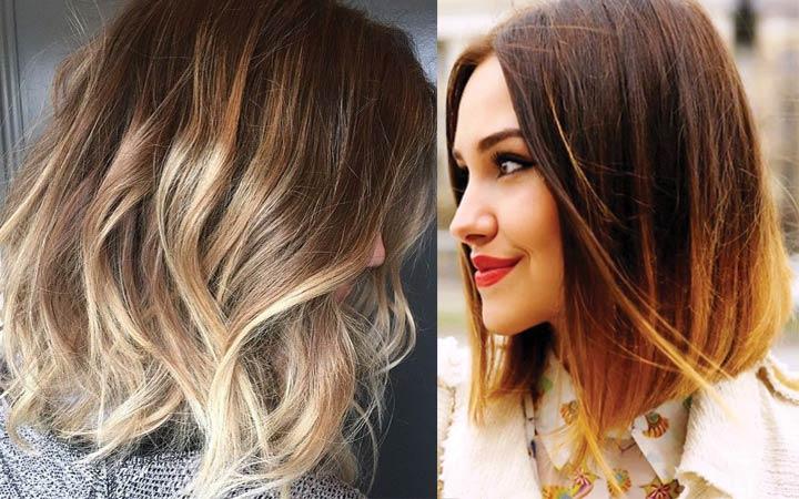 Прически 2018 женские на средние волосы: каре