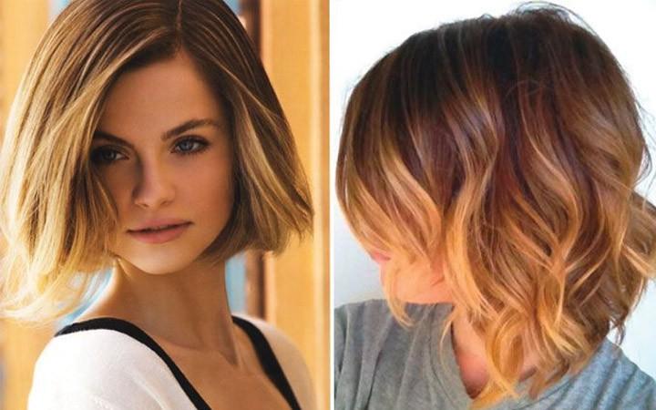 Прически 2018 женские на средние волосы: варианты укладки