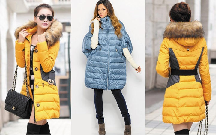 Женские куртки осень-зима 2017-2018: модели нового сезона