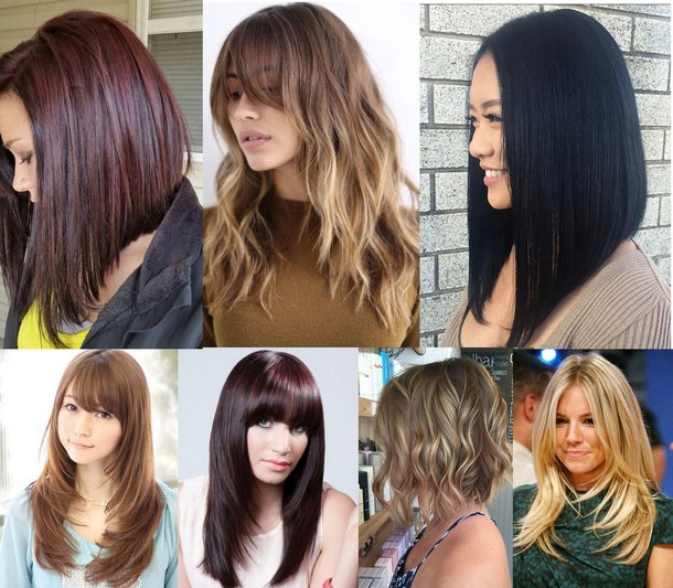 Статья о прическах для длинных волос