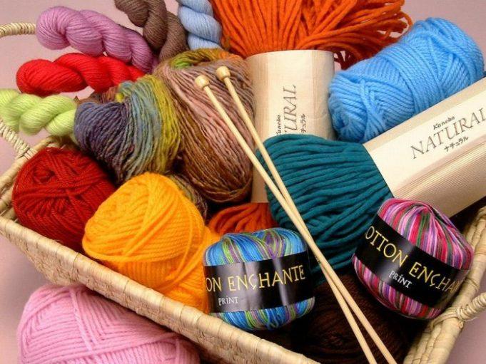 Пряжа для вязания следков 358