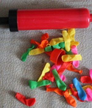Набор для быстрой накачки шариков