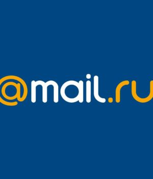 Логотип mail ru
