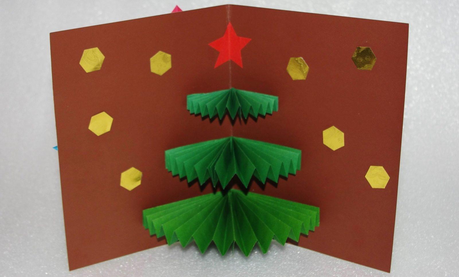 Новогодние поделки в детский сад своими руками на