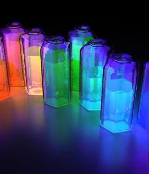 Делаем светящуюся жидкость дома